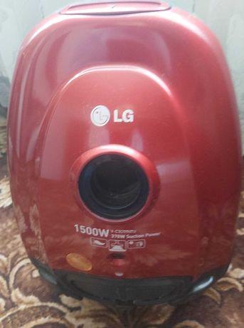 Продам пылесос LG в рабочем состоянии