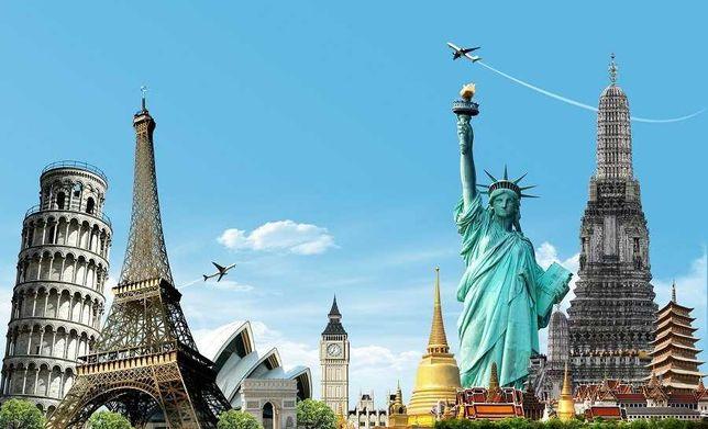 Онлайн заработок, умный туризм!