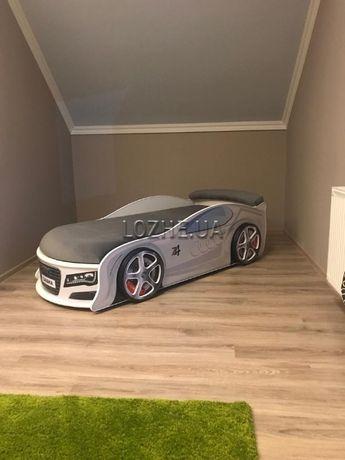 Акція. Ліжко машина + матрац. Безкоштовна доставка
