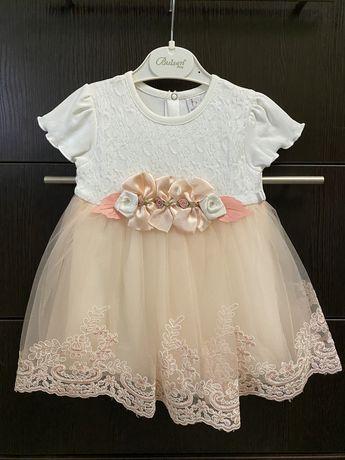 Платье детское ТМ «Bulsen baby»