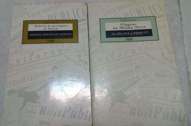 Coleção de Livros Clássicos