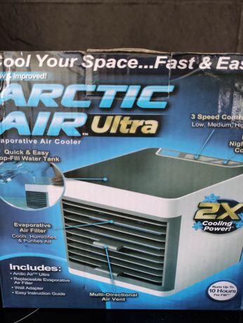 Climatizador portátil