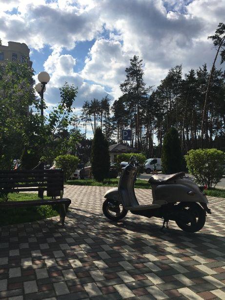 Прокат мопедов.Аренда скутеров для работы в Glovo, Raketa. Yamaha Vino