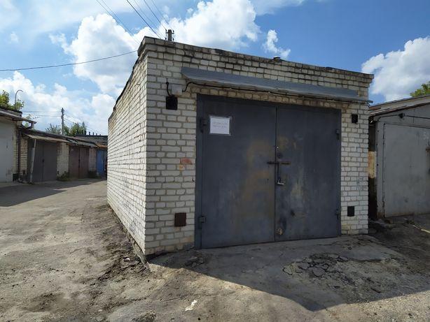 Капітальний гараж