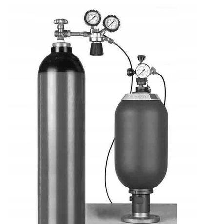 Napełnianie/Nabijanie Hydroakumulatorów Azotem 3L