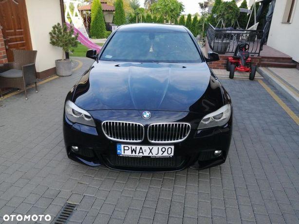 BMW Seria 5 2x M pakiet Polski Salon