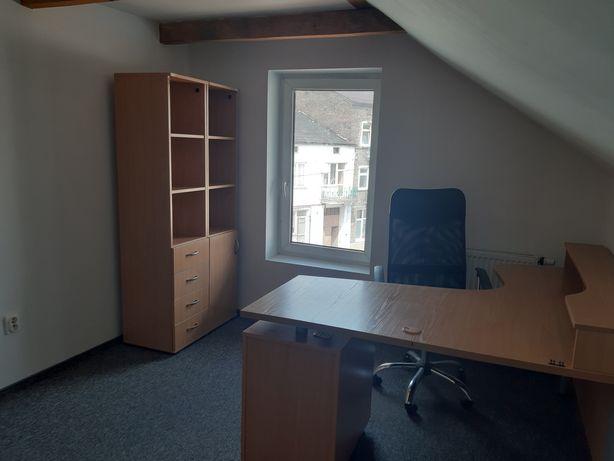 biuro na poddaszu 11m2