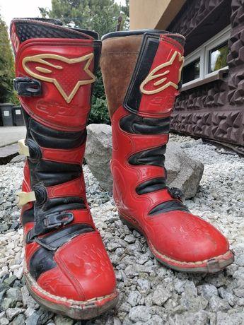 Alpinestars tech 6,WYSYŁKA GRATIS buty cross, enduro, quad [sidi, Fox]