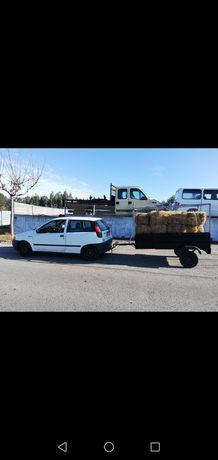 Transporte de mercadorias (Reboque)