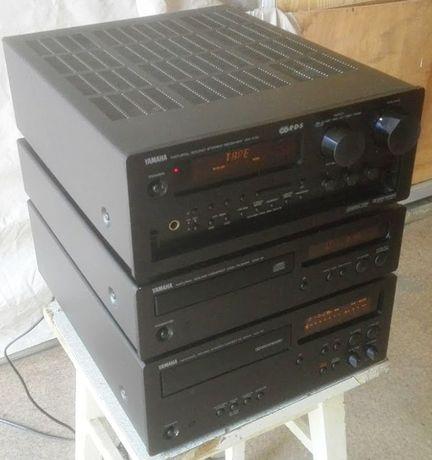 Wieża Yamaha RX-V10 , CDX-9 ,KX-10