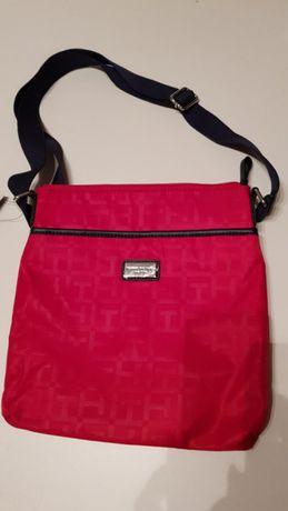 Nowa czerwona torebka Tommy hilfiger z metka oryginał