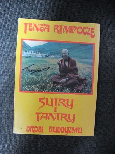 Tenga rimpocze Sutry i tantry Drogi Buddyzmu