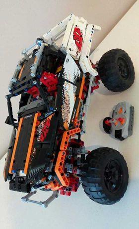 Lego Technic 9398 Crawler Terenówka sterowana pilotem