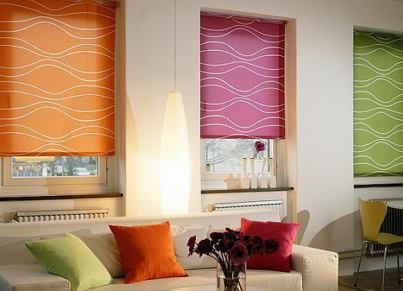 Рулонные шторы, система день-ночь, римская штора, плиссе.