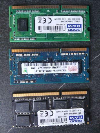продам карту памяти на ноутбук DDR 3 - на 4 GB