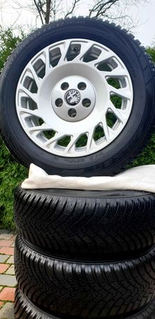 Nowe!Kola Alfa Romeo Gulia 205/60R16 Falken Czujniki!Okazja!