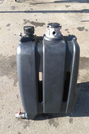 zbiornik oleju hydraulicznego fassi na olej hydrauilka hds żuraw hiab