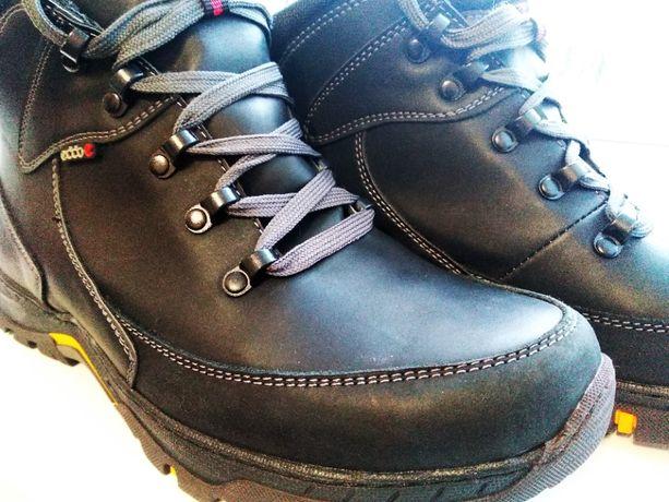Ботинки зимние ECCO размер-42
