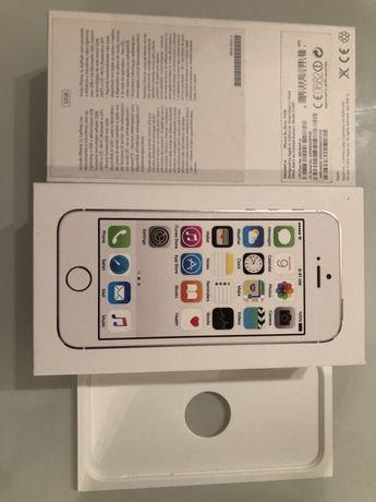 Caixa embalagem original iPhone 5