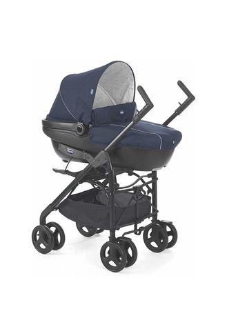 Нова Коляска дитячий візок чікко тріо спрінт chicco trio sprint 3в1