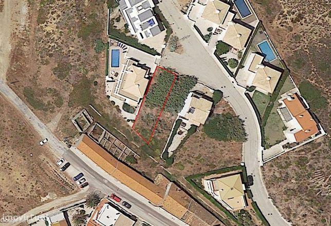 Terreno, 294 m², Bordeira