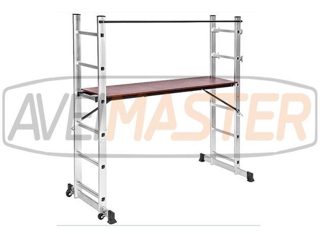 Plataforma trabalho Aluminio 1600x1680mm ref.960800