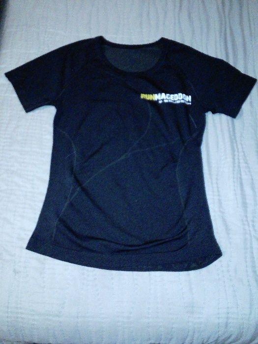 Koszulka damska bruebeck czarna rozm S Wejherowo - image 1