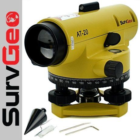 Niwelator optyczny SurvGeo AT-20