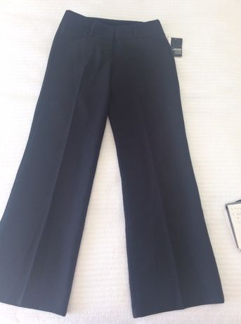 Calças senhora tamanho 8 (36) - Novo Preto