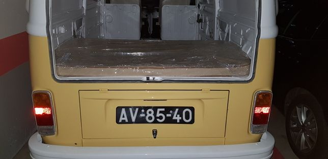 Colchão novo para VW Pão de Forma