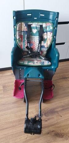 Krzesełko fotelik na rower kettler