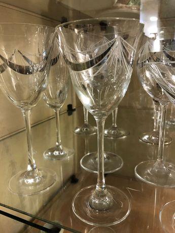 Komplet ekskluzywnych 6 kieliszków do białego wina 190 ml COMBI N3P