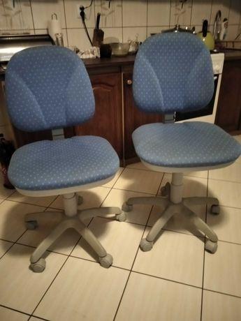 Dzieciece biurowe krzesła