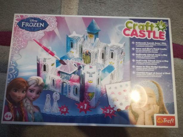 Kraina Lodu/ Frozen Craft Castle /Zamek