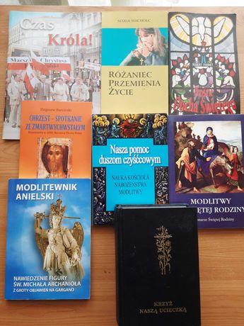Książki religijne modlitewniki