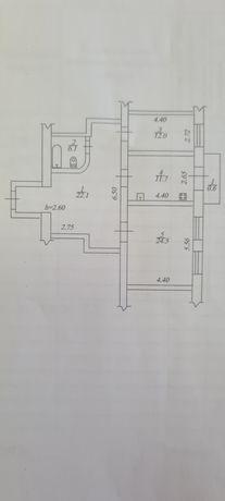 НОВЕЙШЕЕ предложение огромной  2х комнатной квартиры