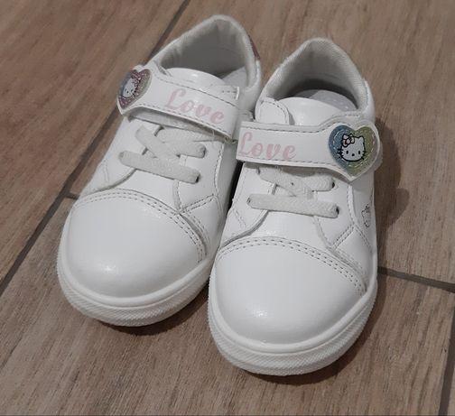Кроссовки для девочки Китти