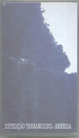 Expedição Terrano II Sul-América Todo o Terreno Nissan Terrano VHS