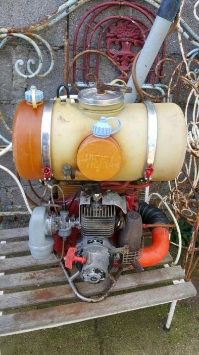 Maquina de sulfato URGENTE Ancede E Ribadouro - imagem 1