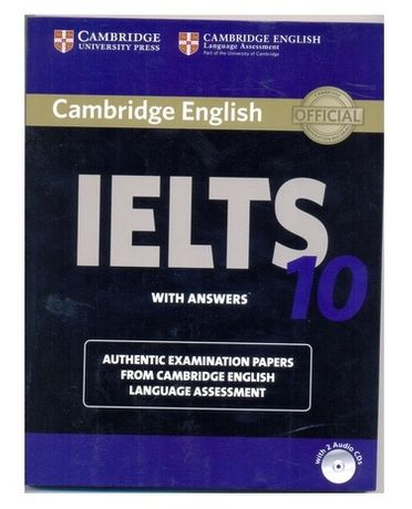 IELTS Cambridge 10