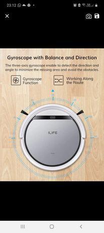 Odkurzacz automatyczny z funkcja czyszczenia na mokro nowy