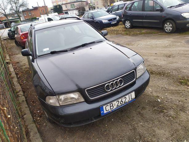 Audi A4 1.8 benzyna gaz
