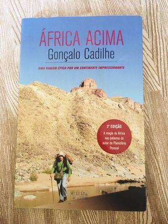 Africa acima - goncalo cadilhe