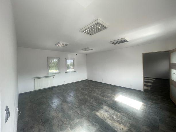 lokal biurowo - usługowy, 2 pokoje, 1 piętro Łódź Górna 57 m2