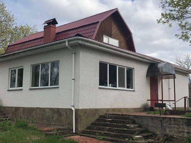 Продам дом Черниговская область, с.Соколовка Река, лес.