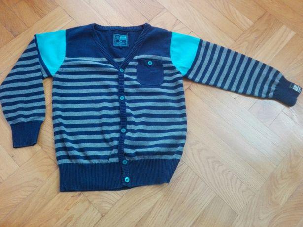 Sweter rozpinany NAME IT Kids w rozm.110/116