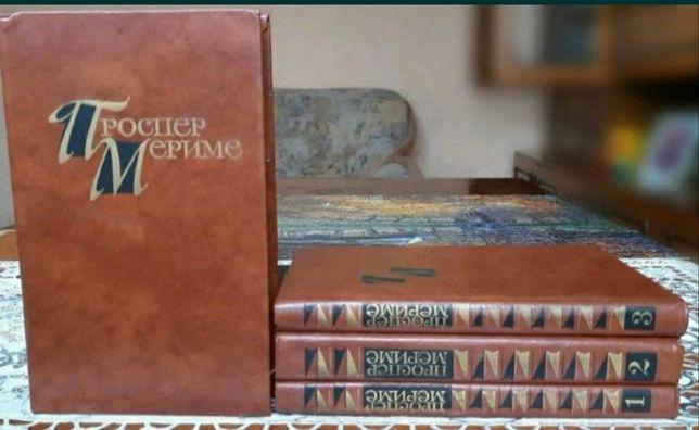 Проспер Мэримэ в 4 томах