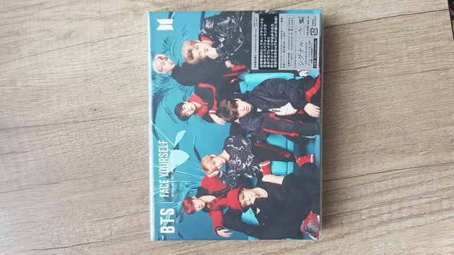 BTS FACE YOURSELF [w/ Blu-ray, Limited Edition / Type A]