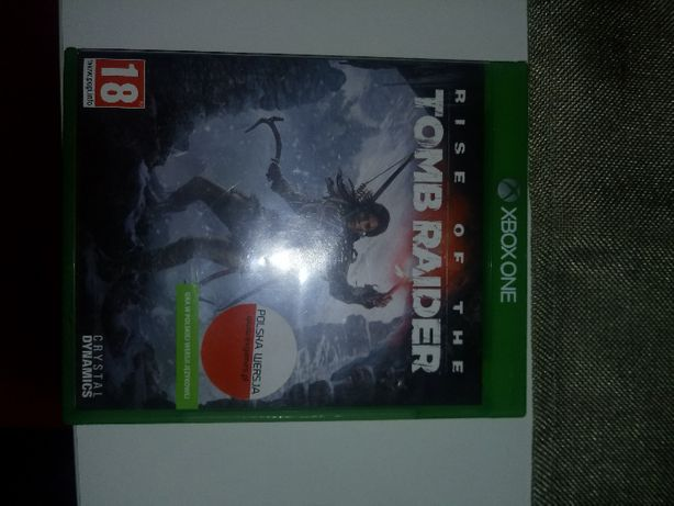 Rise of Tomb Rider XBOX ONE PL
