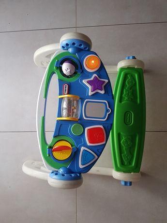 Ogródek zabaw 5w1 Stoliczek Little tikes zabawka edukacyjna grająca